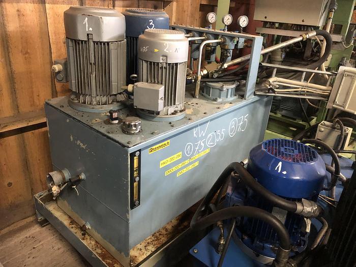 Used Hydraulic station