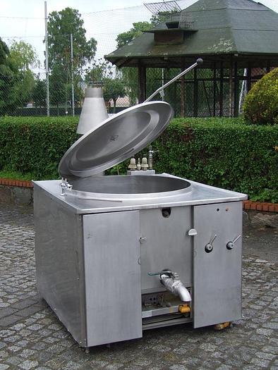 Używane Kocioł gazowy - 300 l