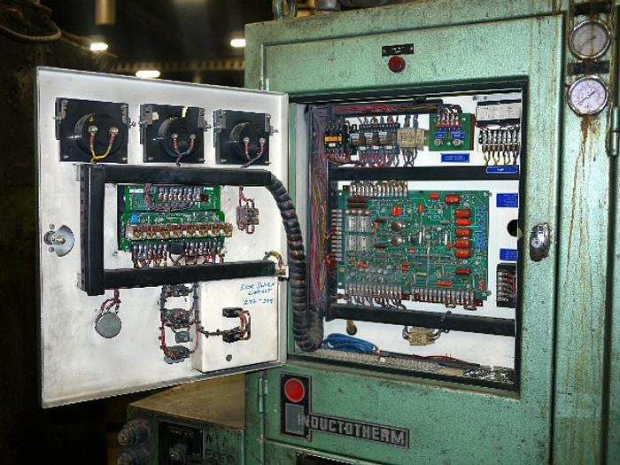 1992 INDUCTOTHERM VIP 250-10 CORELESS INDUCTION POWER SUPPLY.