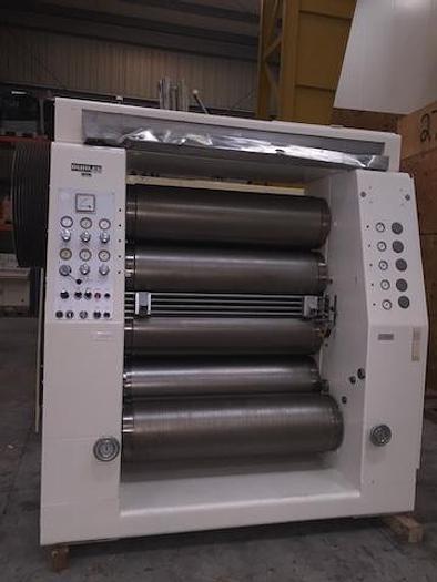 Used Buhler SFL1300, 5 roll