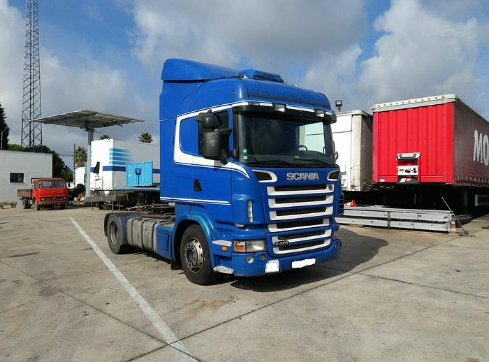 Used 2006 SCANIA R 420 tractor unit