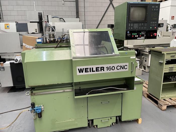 Gebruikt Weiler 160 cnc