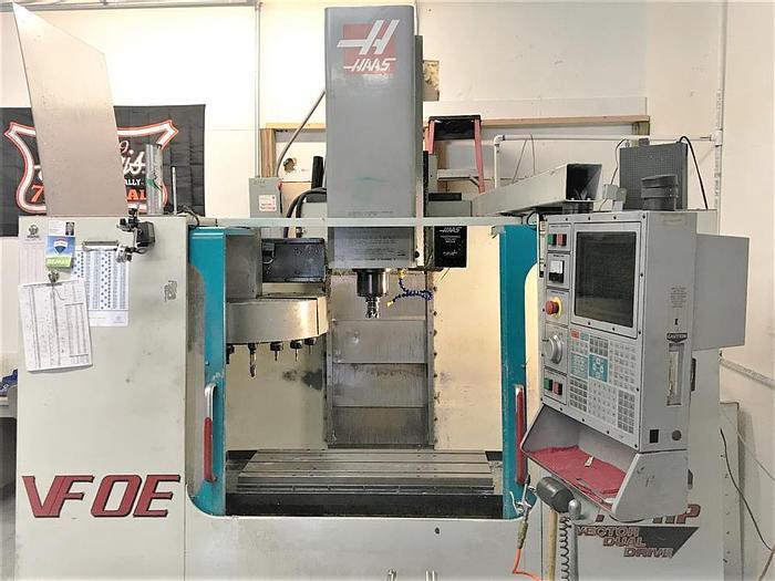 Used 2000 Haas VF0E
