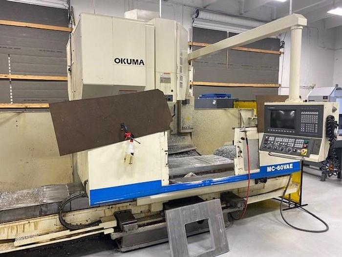 Used Okuma MC-60 VAE