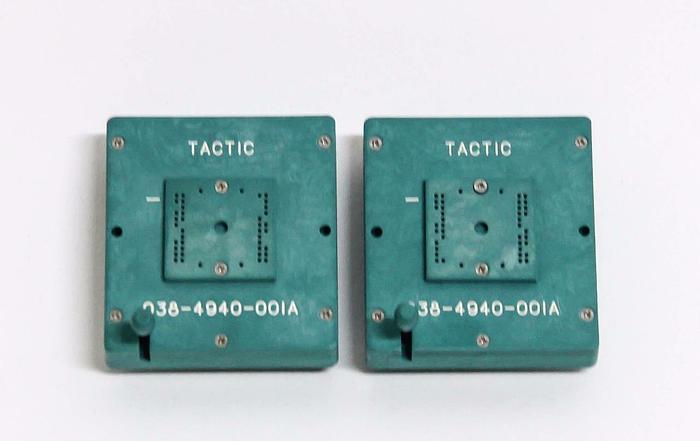 Tactic Custom Array Socket 038-4940-00IA Pin Grid  (4325)