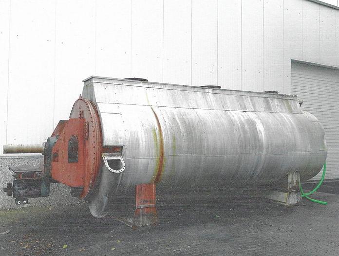 Used USED, Widmann Disc Dryer 150 m3