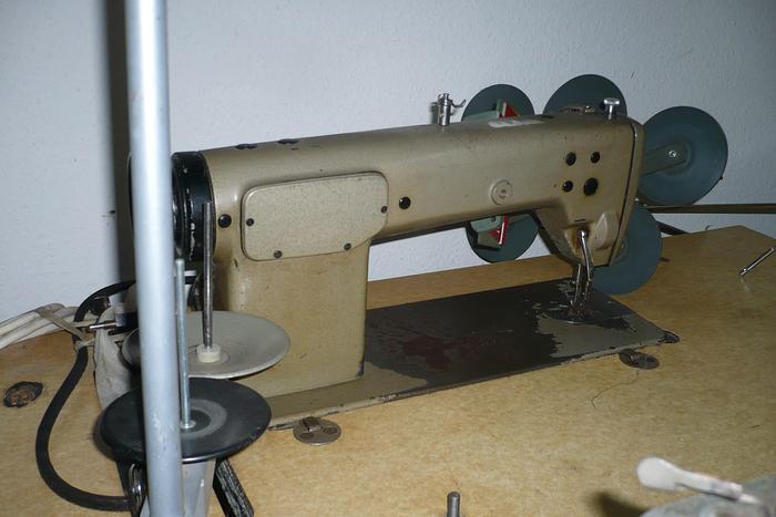 Gebraucht Steppstichmaschine mit Nadeltransport BROTHER  Kl. DB2 B 755 1.0