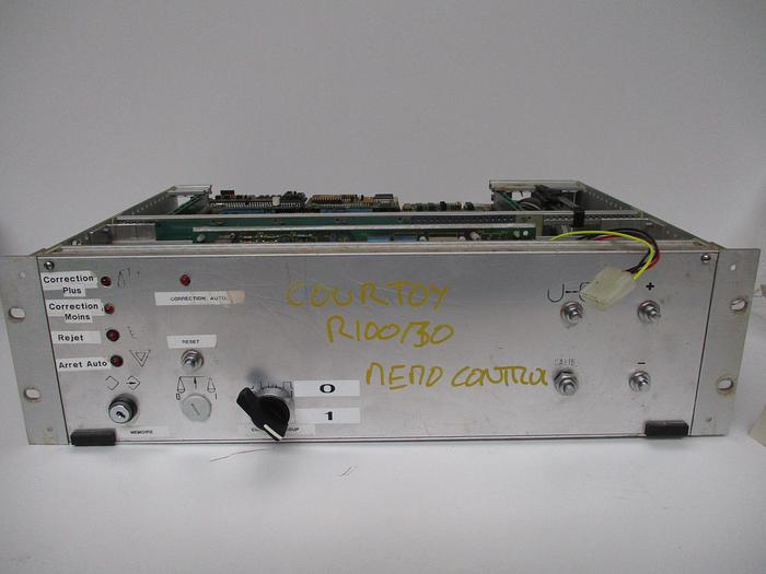 Used COURTOY R100/30 MEMO CONTROL