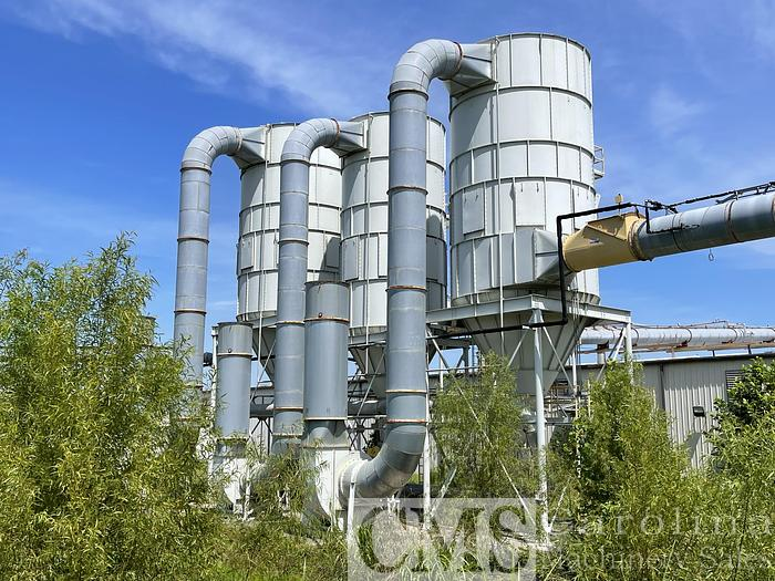 Used Unknown Dust Collection Baghouses