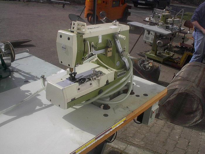 Gebraucht Doppelkettenstich RIMOLDI  KL 174-16-1MD - 1 Nadel