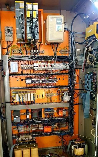 Jones & Shipman Dominator 624 CNC Creep Feed / Surface Grinder