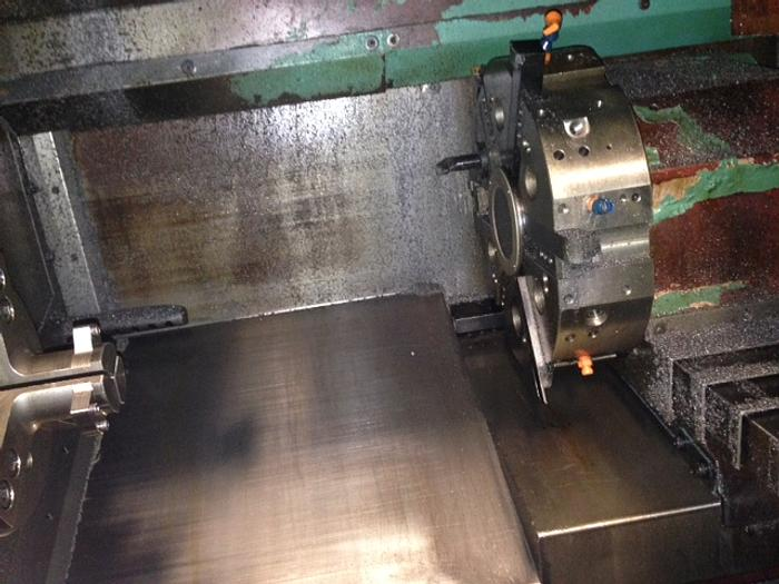 WINTEC SMG TC-15 2 AXIS CNC LATHE