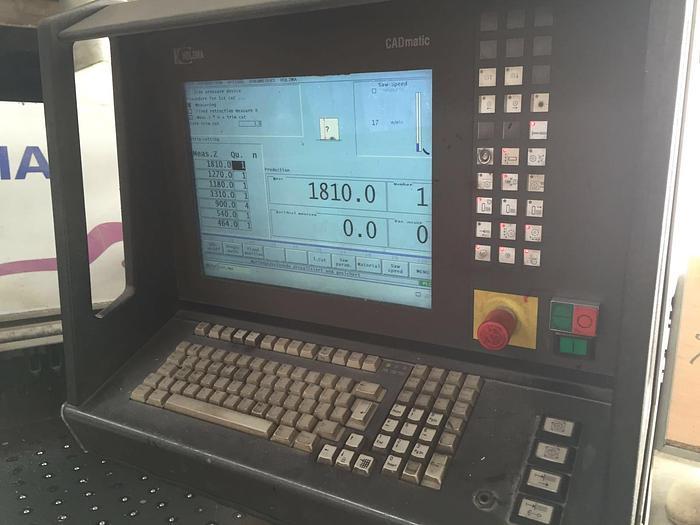 MCD023 2002 Holzma Hpp 82/43 Sezionatrice