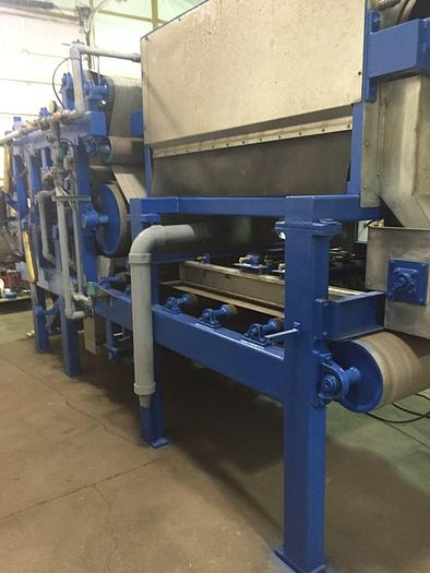 "Used (1.0M)  39"" EIMCO (NOW BDP) SLUDGE DEWATWERING PRESS RECONDITIONED"