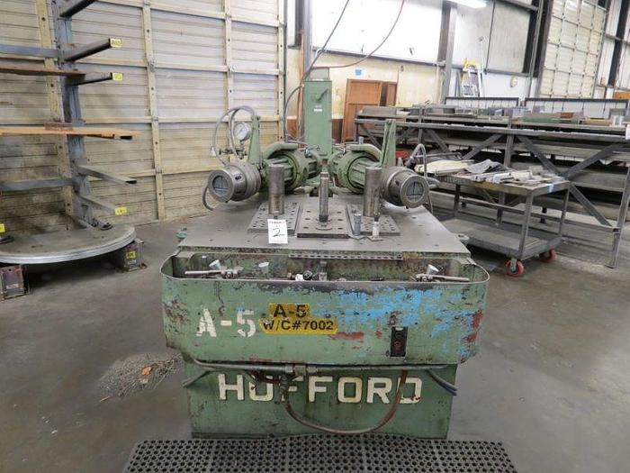 Hufford A-5 Stretch press