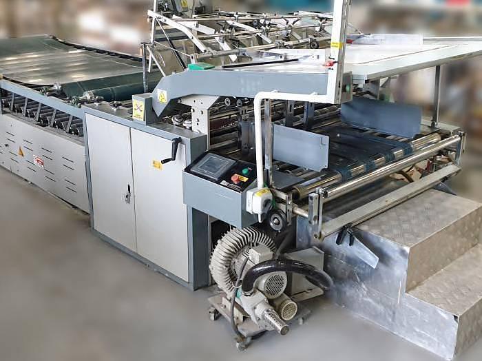 Used IGP NB-1300B laminaing machine (2008)