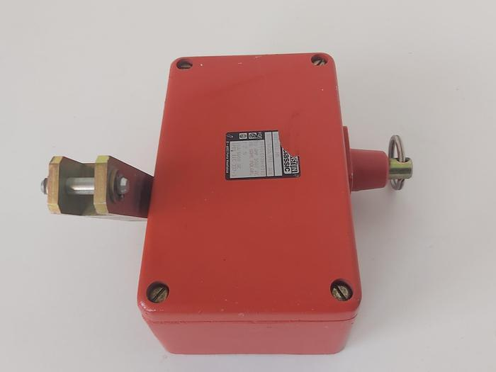 Schwerer Seilzugschalter, SI1-UV1 AK, 601.4735.001, Bernstein,  neuwertig