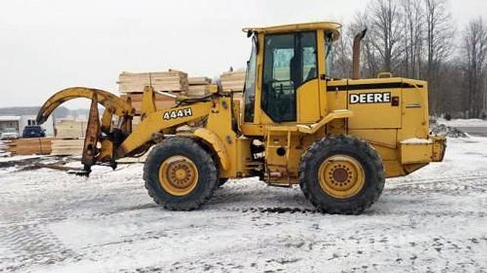 Used 1997 John Deere 444H Wheel Loader