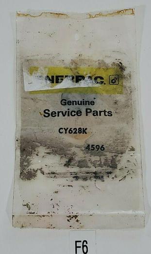 *NEW IN BAG* Enerpac CY628K Service Repair Seal Kit 4596 + Warranty!
