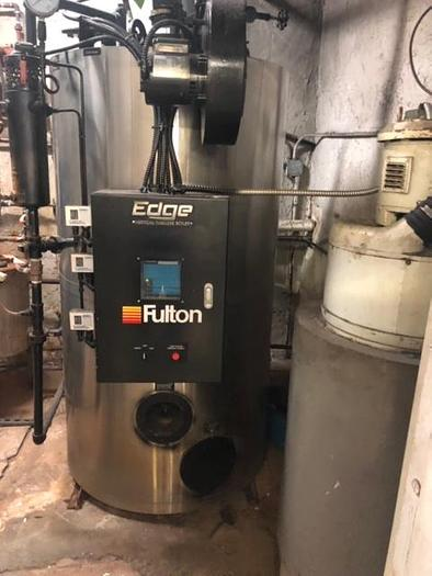 2013 Fulton Boiler 20 HP 150 PSI Steam Boiler  FB-020-F