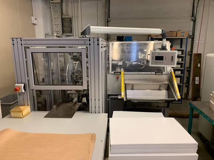 Used Polar DCC die cutting punching for labels (2010)