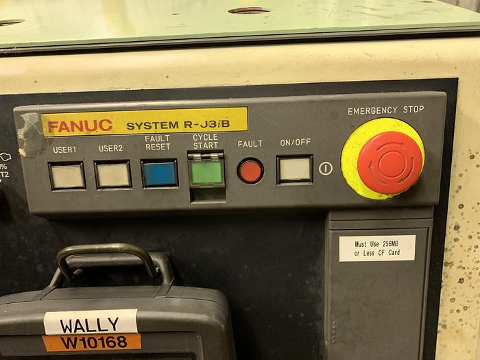 FANUC ARCMATE 120iB 6 AXIS CNC ROBOT WITH RJ3iB