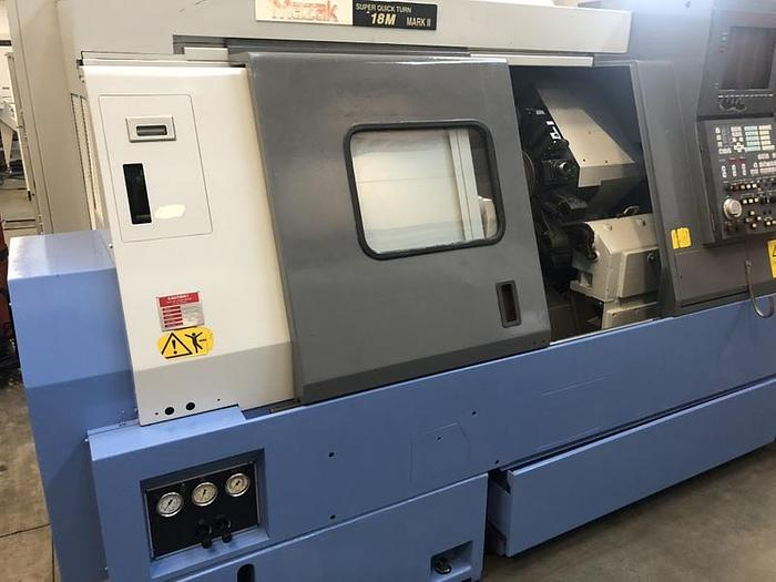 1996 Mazak SQT 18M Mark II