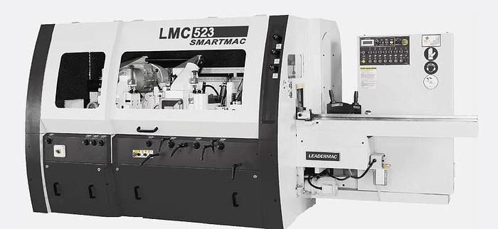 """Leadermac LMC523S Smartmac 9"""" 5-Head Moulder"""