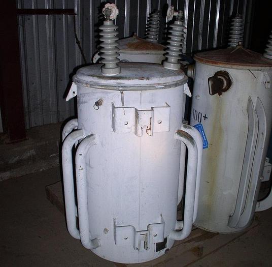 Used 100 kVA Colt Pole-Mount Transformer