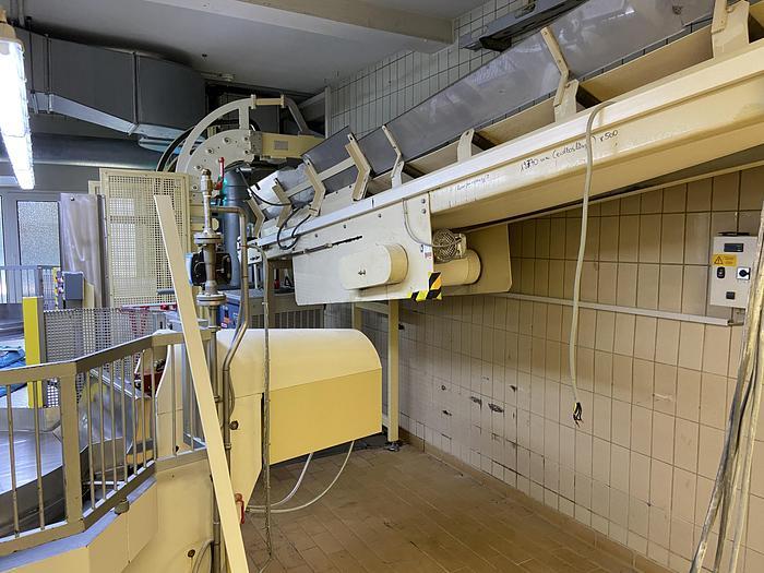 Gebraucht gebr. Hebevorrichtung RUFFINATTI Type LN-70, Baujahr 2004.