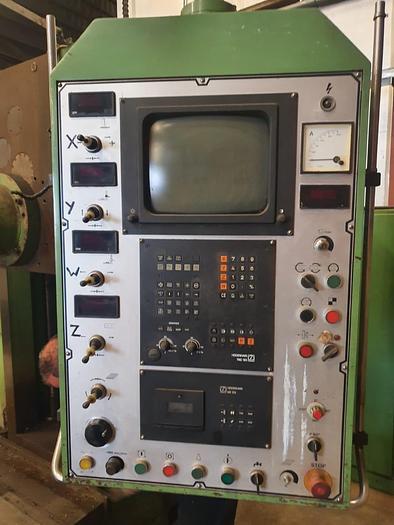 Juaristi MDR 125 A CF CNC