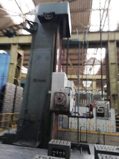 1988 SKODA Boring mills W200HC