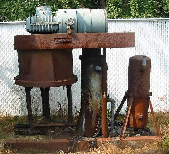 Used 65 GALLON ROSS DOUBLE PLANETARY MIXER – C/S