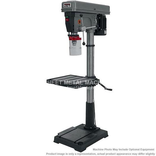JET J-2550 Floor Model Drill Press 115V 1Ph 354402