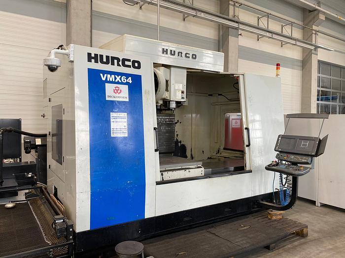 Gebraucht CNC Bearbeitungszentrum HURCO VMX 64