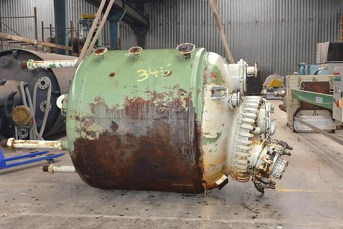 Usata Reattore DE DIETRICH da 3250 Litri