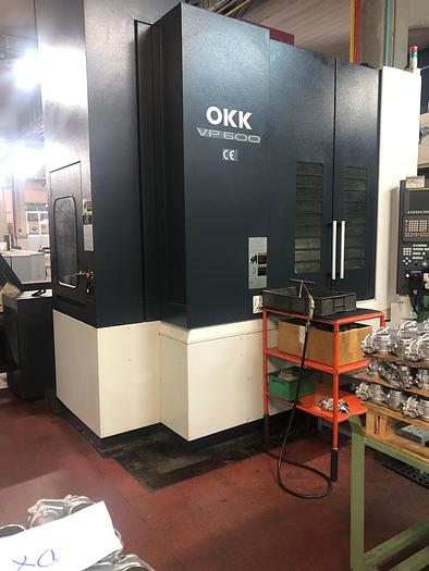 2010 OKK VP 600 5 AX