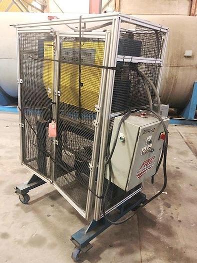 Used Precision Air Convey Hydraulic Roll Splitter