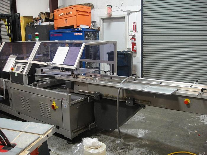 Used 2005 Preferred Packaging CM-20 Continuous Shrink Wrapper 2005