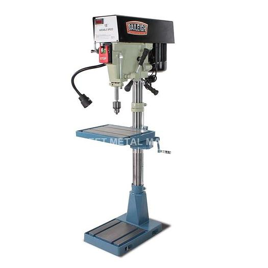 BAILEIGH Drill Press DP-15VSF