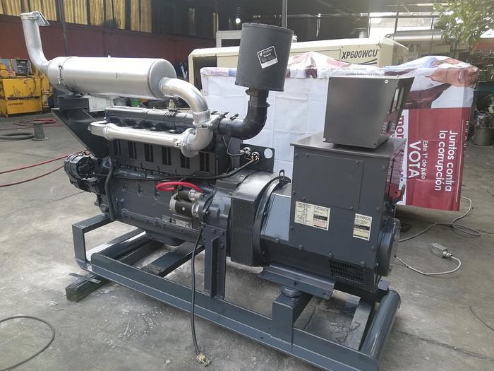 2000 Plant De Luz Ottomotores 50 Kw