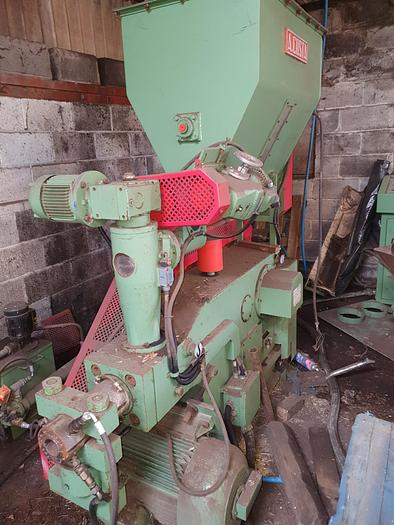Used A Coster wood briquetting machine