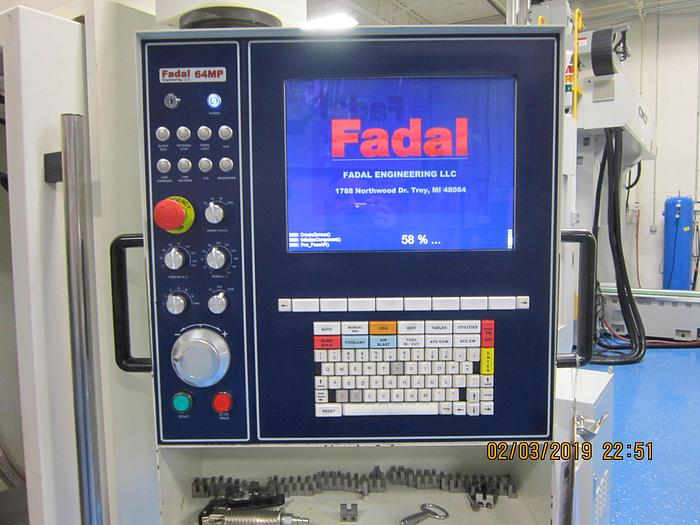 2015 FADAL 2615R