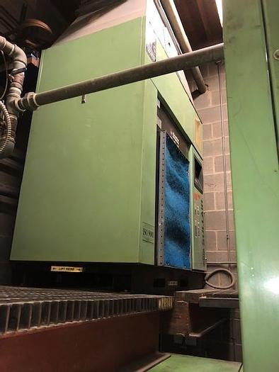 Used 50 HP SULLAIR COMPRESSOR WITH AIRTEK DRYER (#9791)