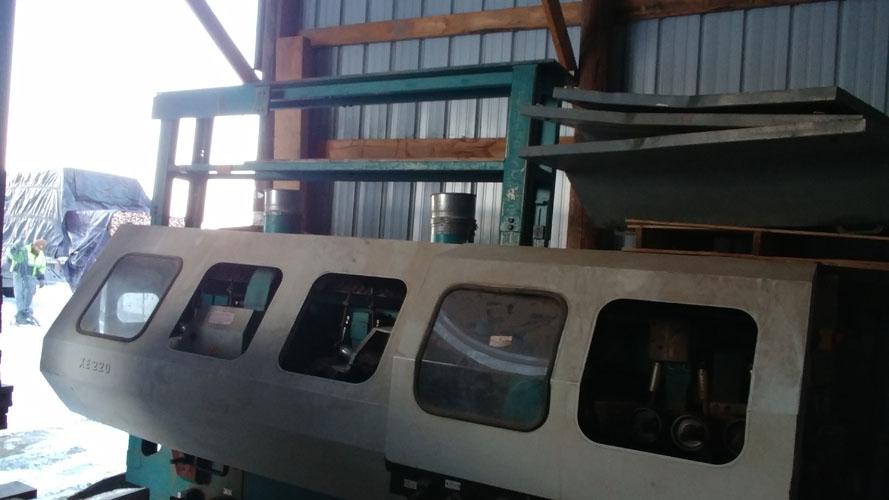 Wadkin XE 220 Planer Moulder