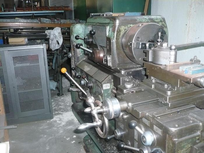 Drehbank HEIDENREICH+HARBECK  21 RO 210 mm