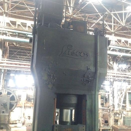 1975 Hydraulik forging press Lasco VPA 630