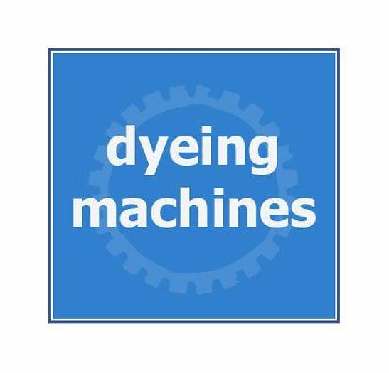 ____ DYEING MACHINERY____