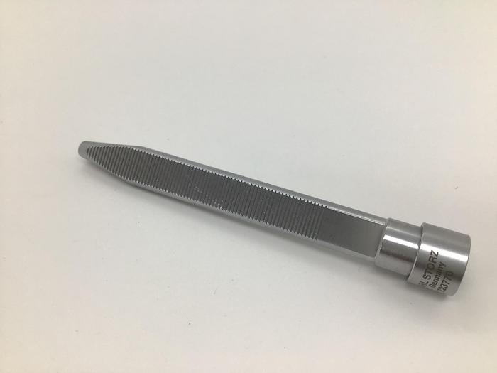 Used STORZ Handle Telescope Stammberger Flat for use with 7230 and 7218 Telescopes 110mm 723770