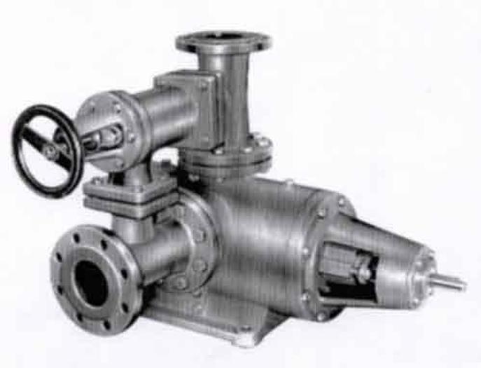 Używane Pompa śrubowa 3T13H - TGL17-81